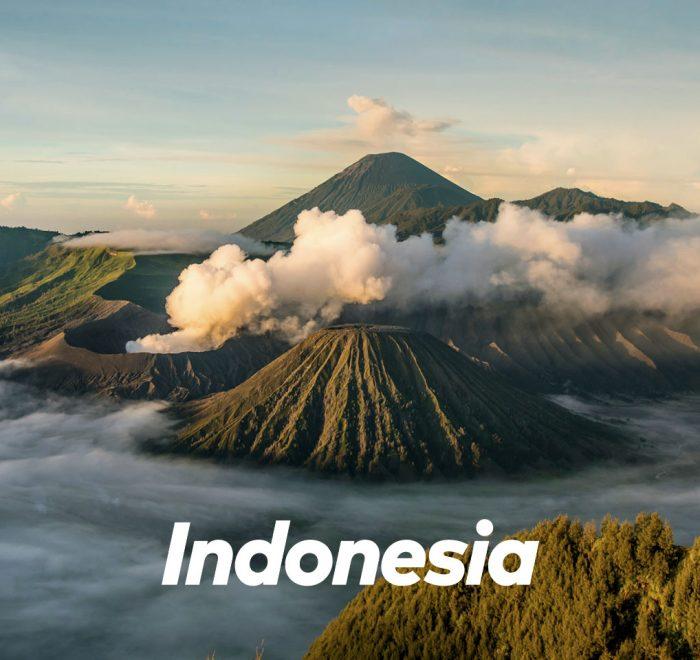 volcanes emociones viajes visitar volcan Indonesia