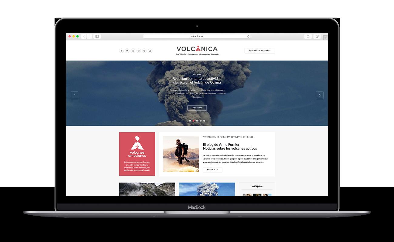 volcanica viajes visitar volcan