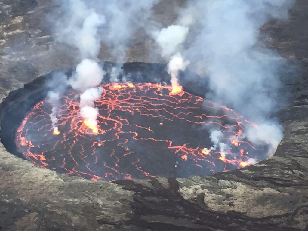viaje Ruanda Nyiragongo Volcanes Emociones